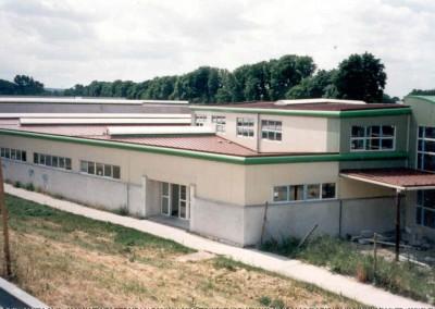 M&M Holíč - Supermarket (II. etapa - predajňa)