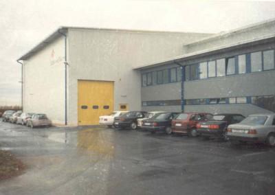 Metecno - Výrobný závod v Nemecku