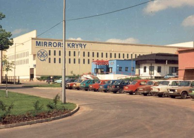 MIRRORS Kryry - Výroba zrkadiel